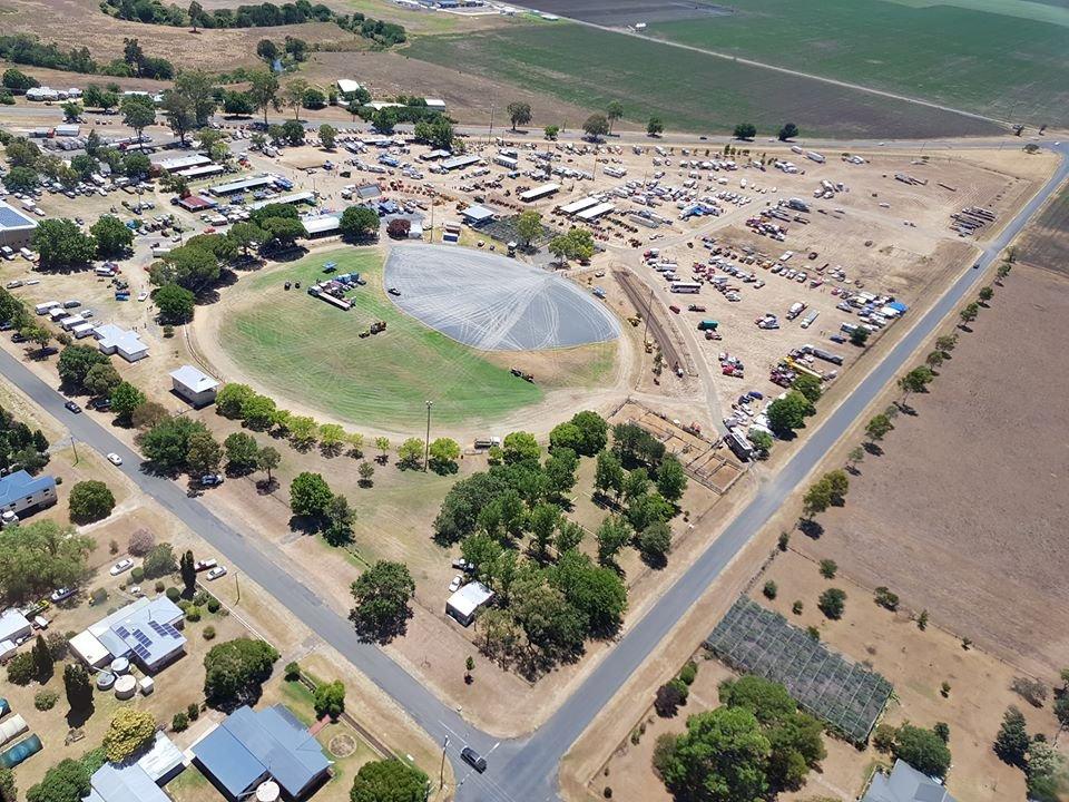 Laura Babington shares a bird's eye view of Allora Heritage Weekend.