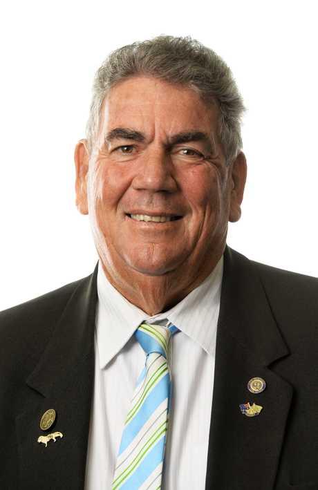 Somerset Mayor Graeme Lehmann.