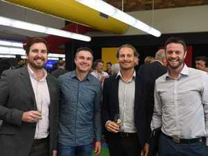 Josh Innes, David Russell, Richard Green and Ricky