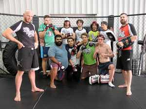 MMA program develops confidence