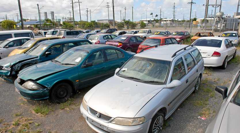 Unclaimed cars will go to a public auction at 9am on Tuesday July 23 at council's Ness Street depot.