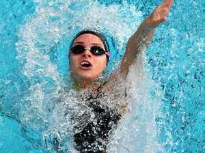 McKeown continues fine form at swimming trials