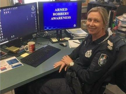 MEDAL RECIPIENT: Bundaberg Policewoman Sgt Meg Owens will receive an Australian Police Medal for her services.