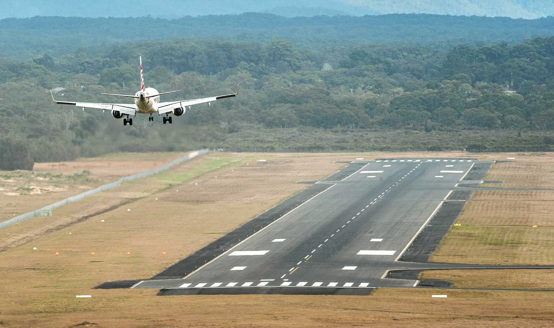 The new technology will also see aircraft travel at lower altitudes over Coffs Harbour - but the council are assuring locals not be concerned.