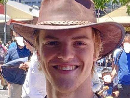 Missing Belgian backpacker Theo Hayez was last seen leaving Cheeky Monkeys Bar on May 31.