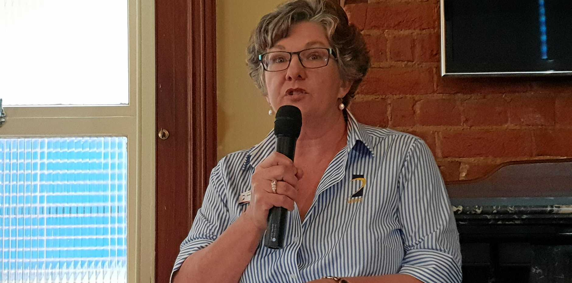 NEW AGE: AgForce general president Georgie Somerset has launched Country Connection.