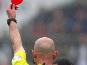Football refs threaten boycott as abuse escalates