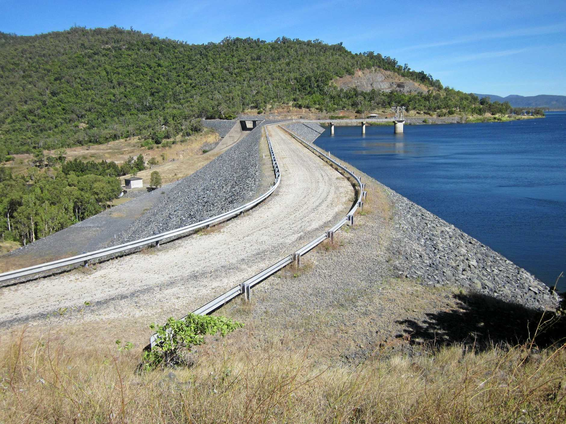 An open day will be held at Peter Faust Dam on Saturday.