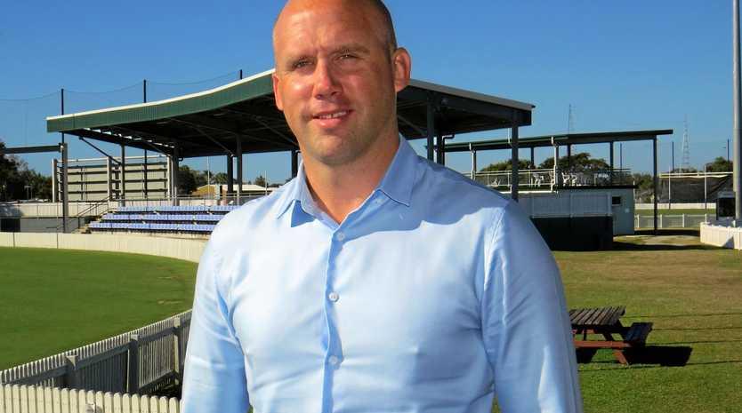 General manager of Harrup Park Country Club Matt Cielens