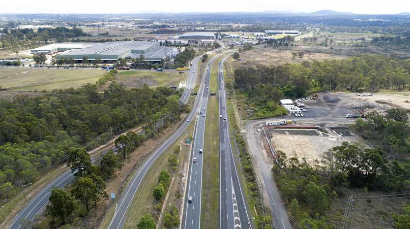 BUDGET SAFETY PLEDGE: The money to be spent is in addition to that allocated for development on the Warrego Highway and other federal commitments.