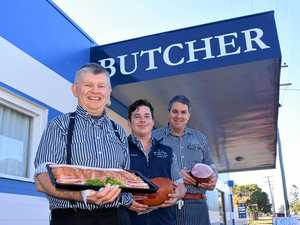 Passion sparked in childhood pushes butcher to top of field