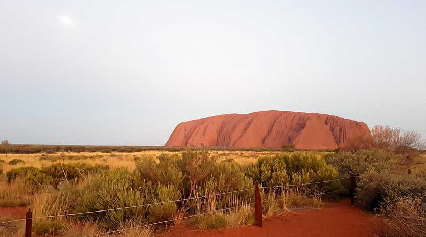 Uluru in the Northern Territory. A sight worth seeing in person.