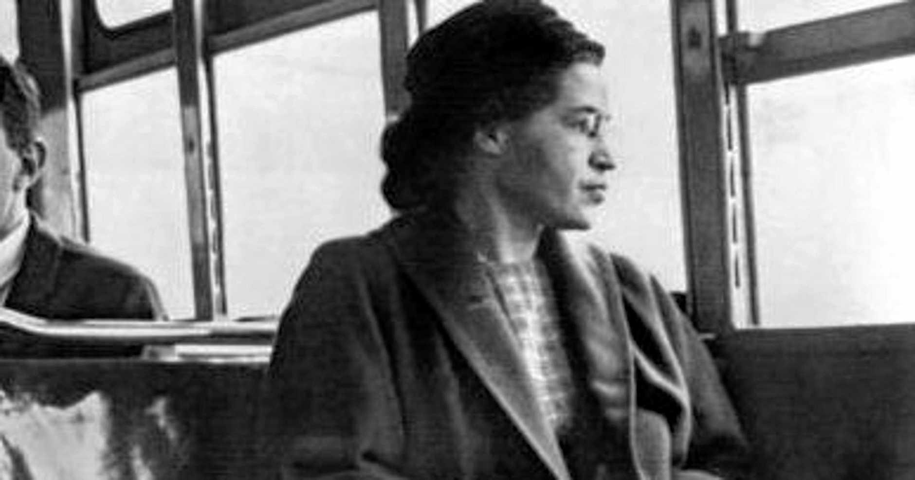 Rosa Parkes.