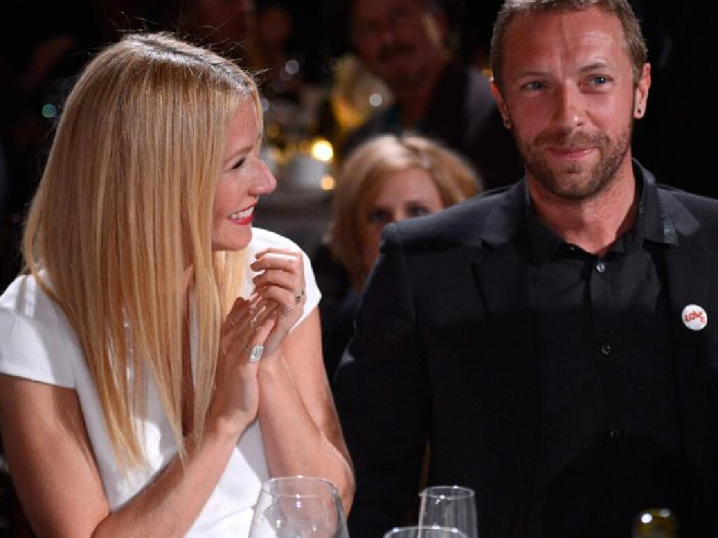 BGwyneth Paltrow and ex-husband Chris Martin had a very amicable parting. Picture: Getty Images