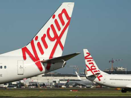 19F is especially popular on Virgin Australia's 737-800 aircraft. Picture: Brendon Thorne/Bloomberg