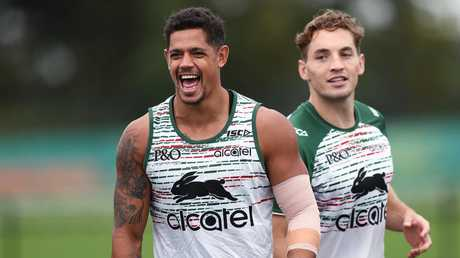 Gold Coast would bite South Sydney's hand off to get Gagai. Image: Phil Hillyard
