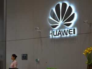 Astonishing Huawei confrontation