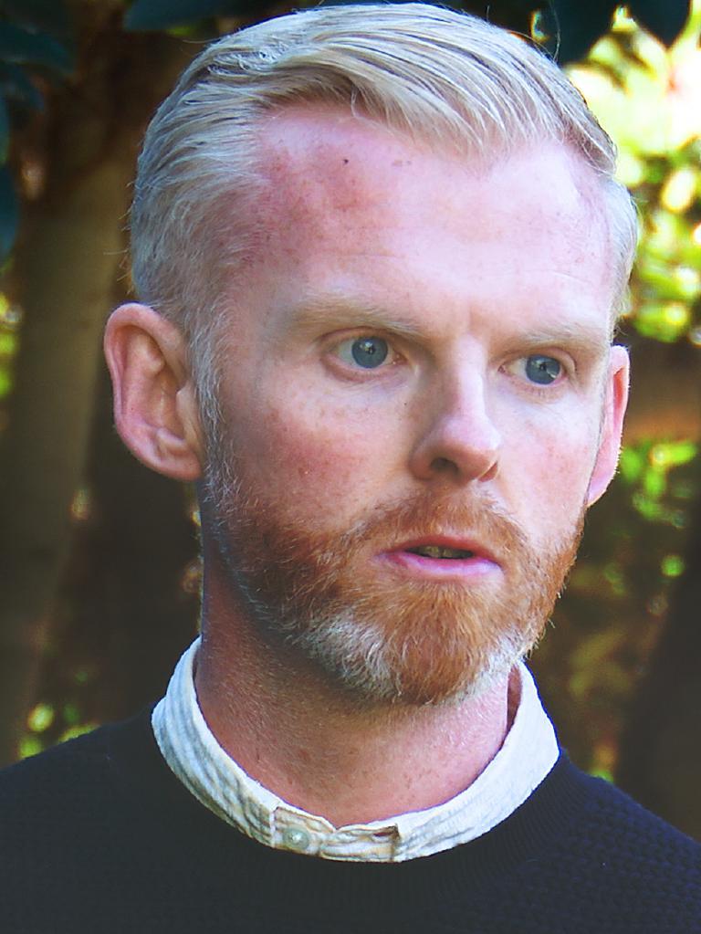 Martin Barrett, 33, heroically stepped in to help Alexa.