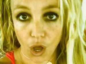 'Haggard' Britney posts bizarre rant