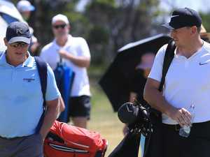 Goddard living the dream at Pebble Beach