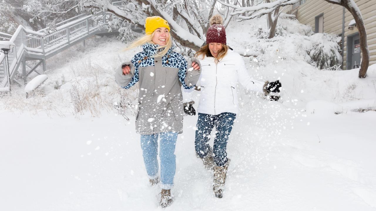 Mild temperatures will mean little snow in alpine regions.