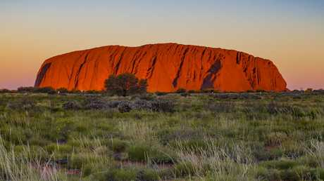 A trip to Uluru is likely to set Australians back thousands of dollars. Picture: iStock