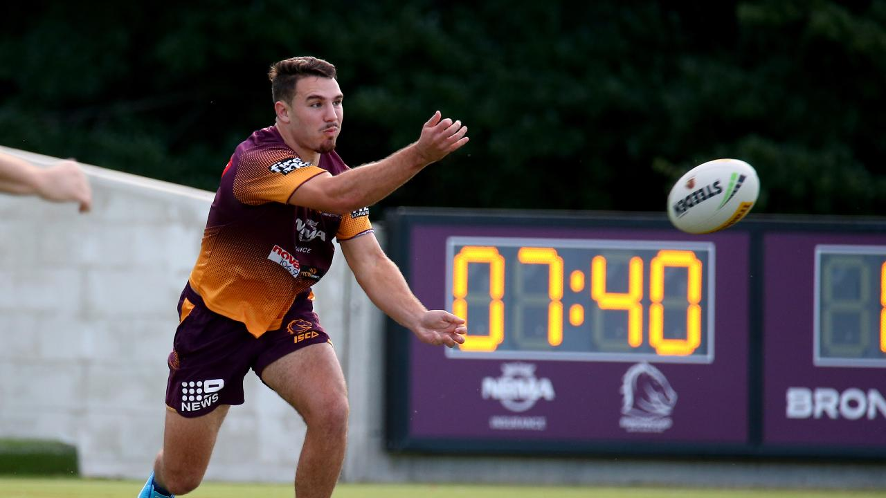 Sean O'Sullivan will make his club debut in Round 14: Picture: David Clark