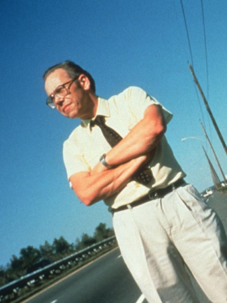 Fred Leuchter designed and built Tennessee's electric chair.