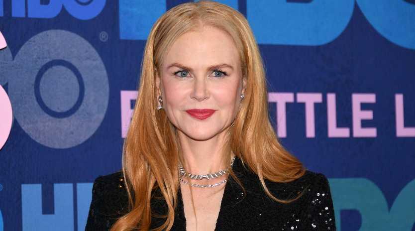 Nicole Kidman attends the