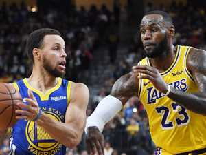 LeBron, Curry say no to Australia