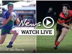 REPLAY: Cathedral College v Mackay SHS in Aaron Payne Cup