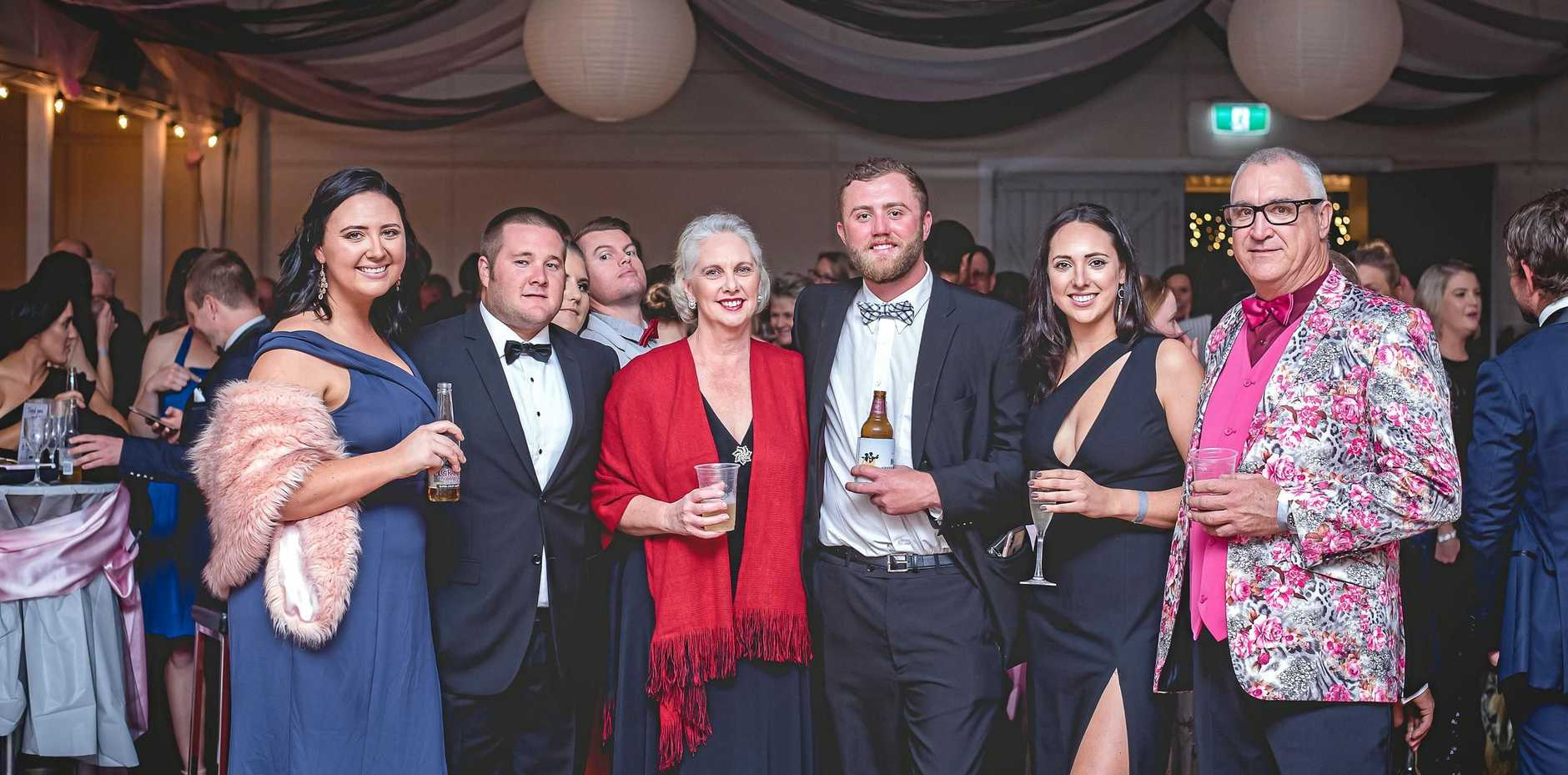 FLYING SUCCESS: The first Morven winter ball raised an unprecedented amount for the Royal Flying Doctor Service, with support from the entire town.