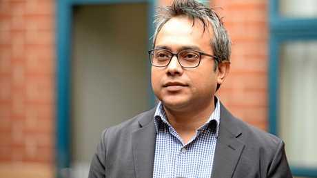 Dr Gulam Khandaker (Director of CQ Public Health Unit).