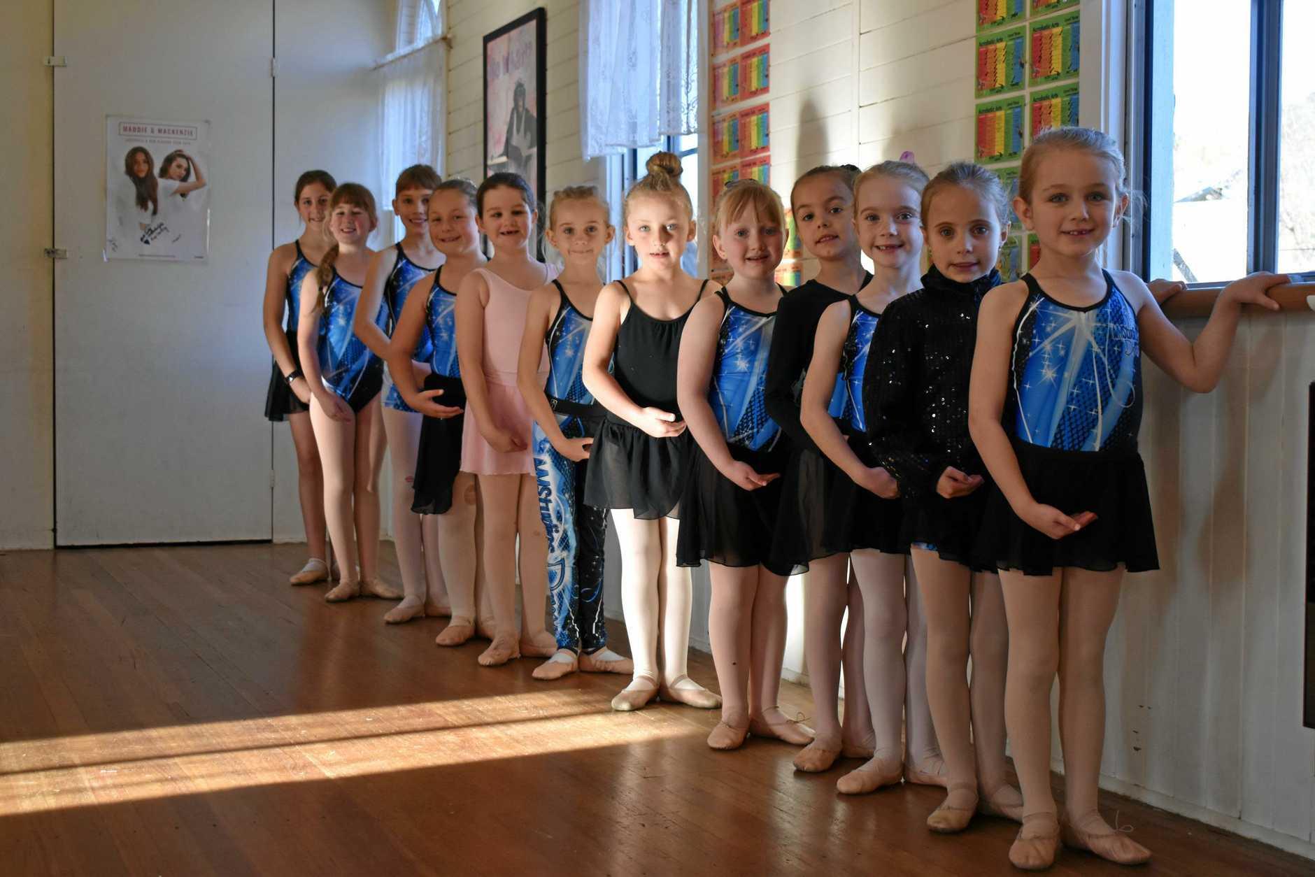 CLASS READY: MM Studio Dance.