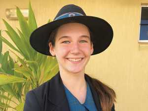 A young bright spark is building the bridge to her future