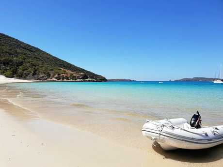 Jane Bentley shared this image of Great Keppel Island.