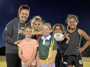 Love of the game drives South Burnett's first U12 girls team