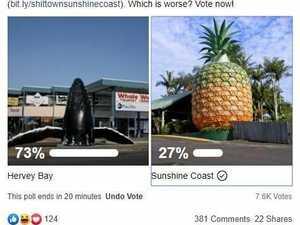 Hervey Bay slammed in viral Facebook post