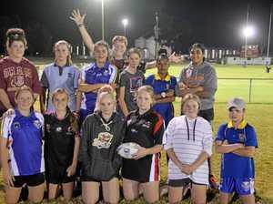 South Burnett league team tackling new challenge