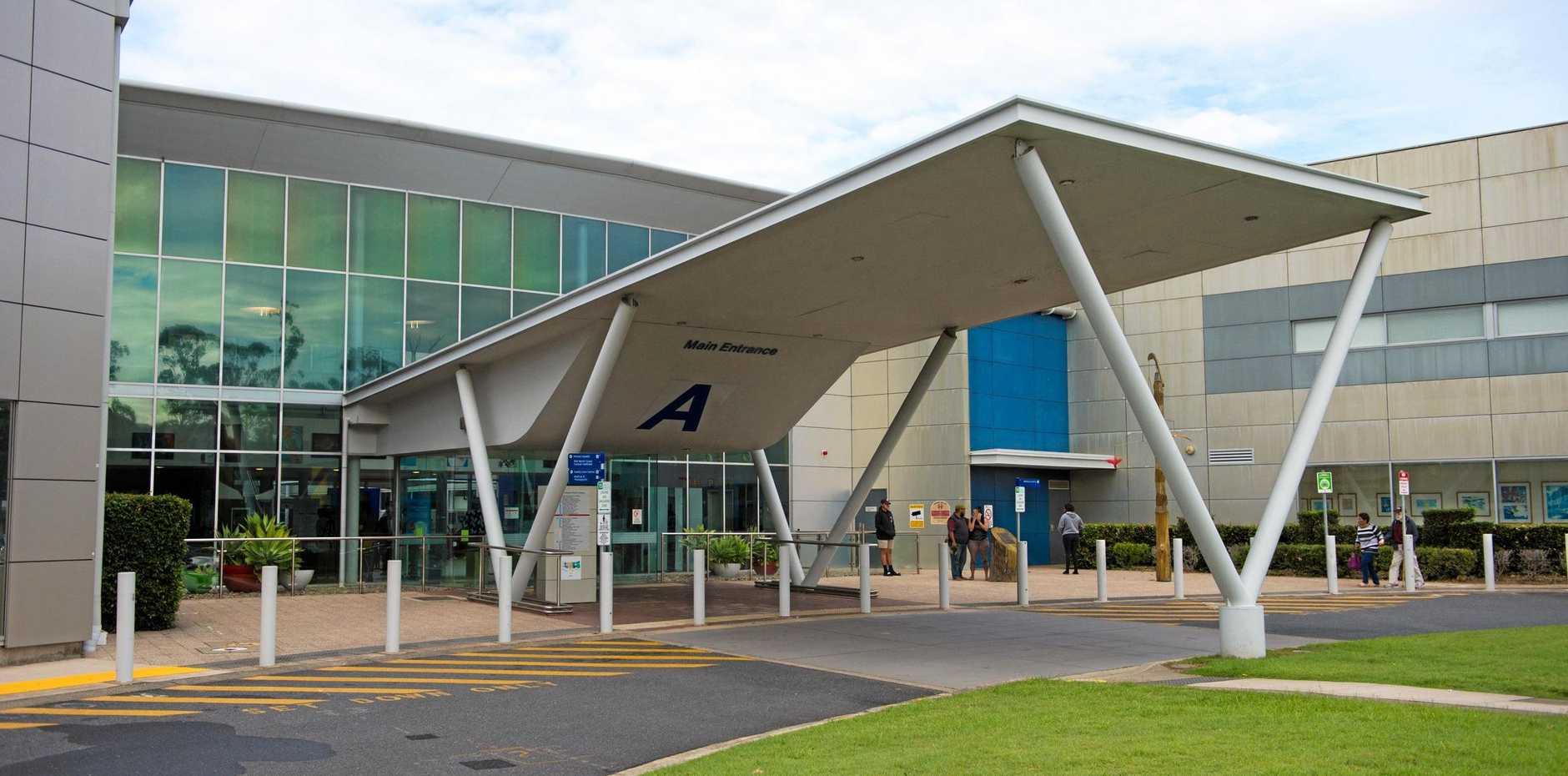 Coffs Harbour Hospital.