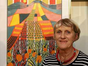 Mum, librarian and artist: Gympie woman up for $8k prize