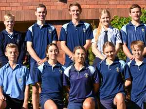 Secret strategy pays off for this Gympie school touch team
