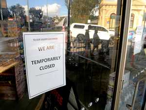Store closure: lights are on but nobody's home