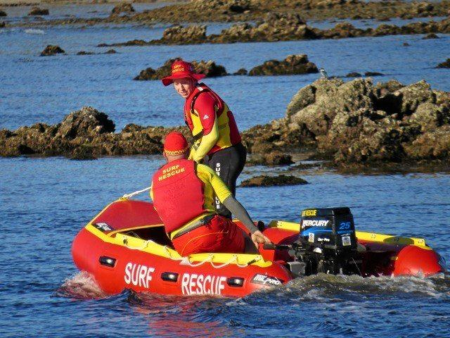 NO SIGNS: Emergency services conducted an extensive search of the Sandon area for missing Brooms Head fisherman Kenneth Parker.