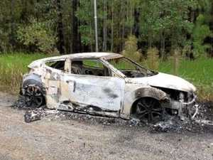 Woman 'crashes car, sets it on fire' in attempted fraud