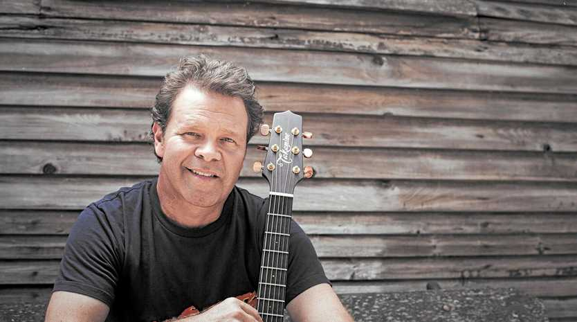 'It's hard to write good country songs when you are cheery and everything's going great.' Troy Cassar Daley.