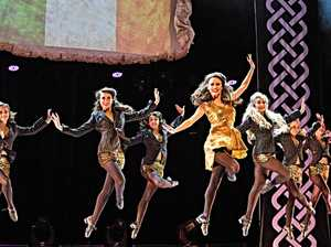 World champion Irish dancers to touch down in Rocky