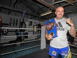 VIDEO: Devastating Round 1 KO in Gympie boxer's title fight
