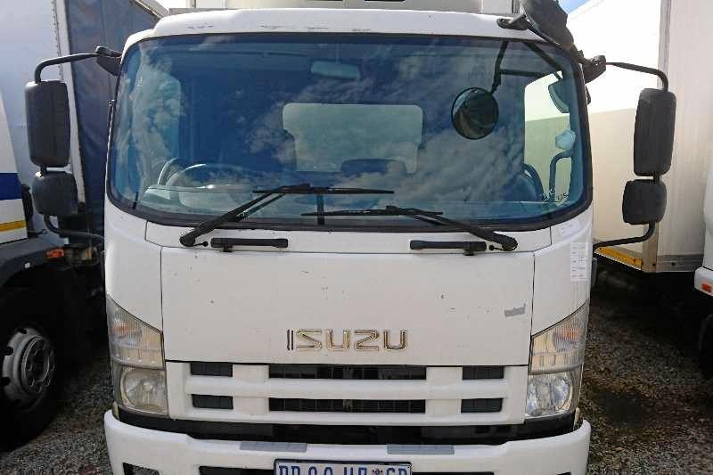 File photo of an FRR Isuzu truck