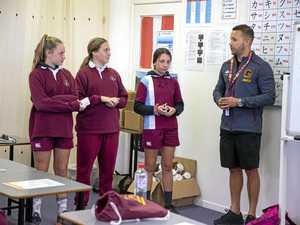 Former Bronco and Origin star to visit Tweed schools